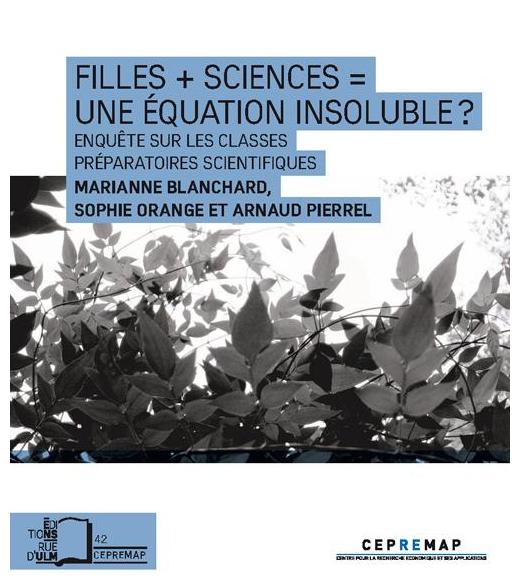 Filles + Sciences = Une équation insoluble?