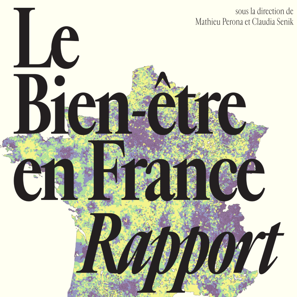 Le Bien-être en France: Rapport 2020